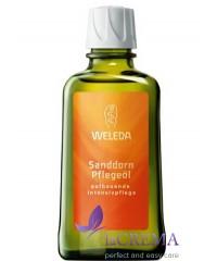 Веледа Облепиховое масло - Weleda Sanddorn Pflegeol, 100 мл