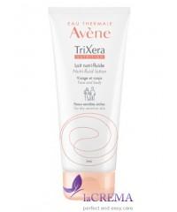 Avene Трикcера+ Молочко смягчающее для сухой и атопичной кожи лица и тела, 200 мл