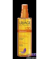 Uriage Солнцезащитное масло Bariesun SPF 30, 200 мл