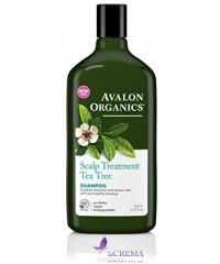Avalon Organics Шампунь для терапии кожи головы