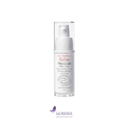 Avene Физиолифт Средство от морщит для кожи вокруг глаз - PhysioLift Eyes Cream, 15 мл