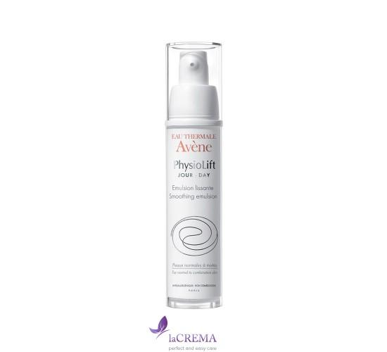 Avene Физиолифт Дневная Восстанавливающая эмульсия для нормальной и комбинированной кожи, 30 мл