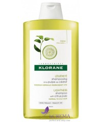 Klorane Шампунь с мякотью сладкого лимона и витаминами для частого использования