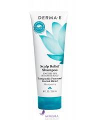 Derma E Шампунь для чувствительной кожи головы и от псориаза, 236 мл