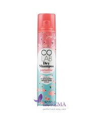Colab Сухой шампунь для волос с ароматом кокоса - Paradise Dry Shampoo, 200 мл