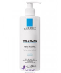 La Roche-Posay Толеран Молочко для очищения и снятия макияжа - Toleriane 200 мл