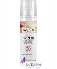 Jason Солнцезащитное средство для лица SPF 20, 128 г