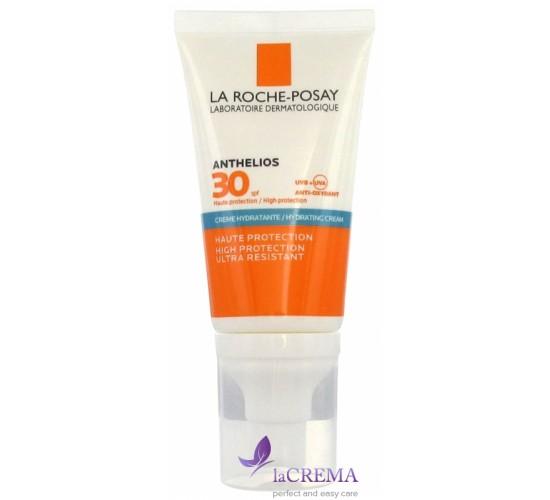 La Roche-Posay Антгелиос Ультра Солнцезащитный крем с SPF 30 для лица и кожи вокруг глаз, 50 мл