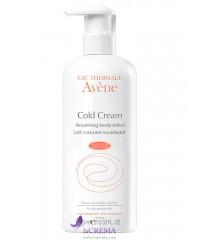 Avene Колд-крем Эмульсия увлажняющая для сухой кожи тела, 400 мл