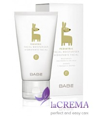 Babe Laboratorios Детский крем для лица - Pediatric Facial Moisturiser, 50 мл