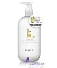 Babe Laboratorios Увлажняющее молочко для тела - Pediatric Moisturising Body Milk