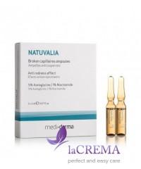 Sesderma Natuvalia Сыворотка с антикуперозным эффектом 5х2 мл