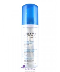 Uriage Очищающий мусс для снятия макияжа , 150 мл