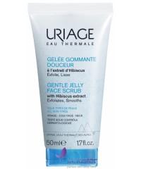 Uriage Мягкий скраб для лица Gentle Jelly Face Scrub, 50 мл