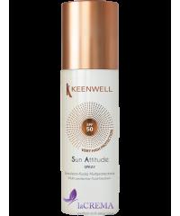 Keenwell Мультизащитный спрей - флюид  для тела с SPF 50, 150 мл