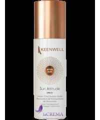 Keenwell Мультизащитная увлажняющая эмульсия-спрей после загара, 150 мл