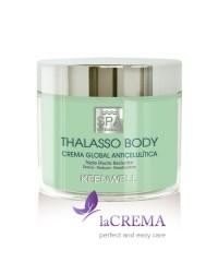 Keenwell Крем антицеллюлитный с тройным эффектом - Thalasso Body Crema Global Anticelulitica, 270 мл