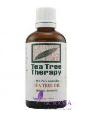 Tea Tree Therapy Масло чайного дерева органическое - Ти Три Терапи