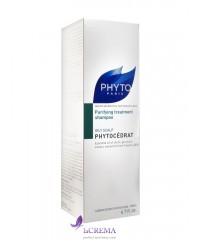 Фито Шампунь Фитоцедрат себорегулирующий для жирных волос - Phytocedrat, 200 мл