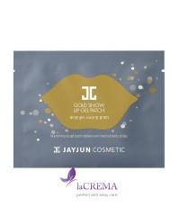 Jayjun Гелевые патчи для губ Gold Snow Lip Gel Patch, 5 шт